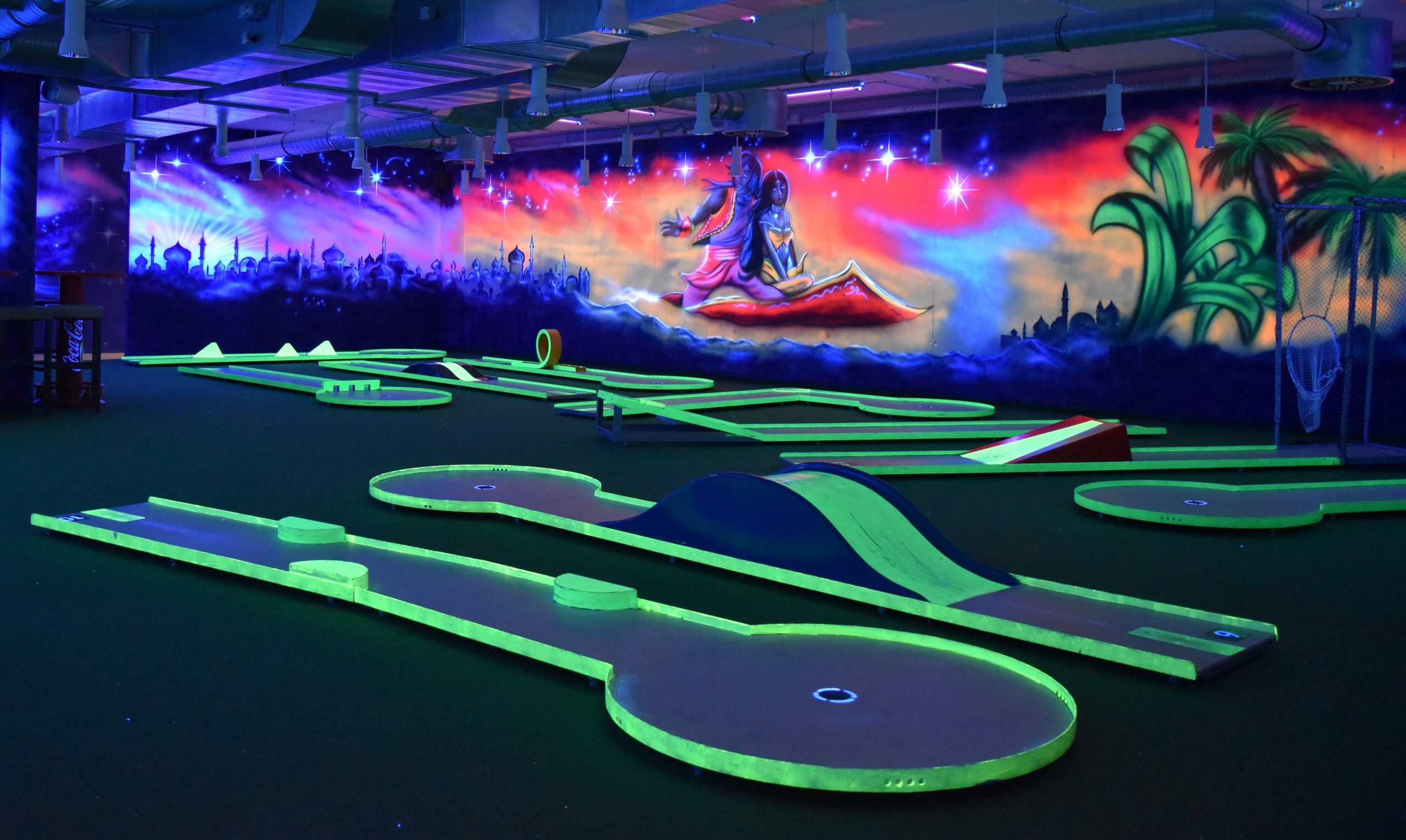 Dream-Bowl Palace Unterföhring | Dream-Bowl